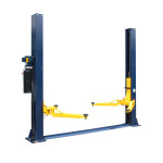 cWork horse 9,000Lbs two post floor plate Model #9F