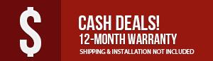 cash deals